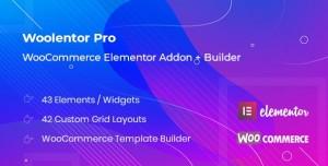 WooLentor Pro v1.0.4 – WooCommerce Elementor Addons + Builder