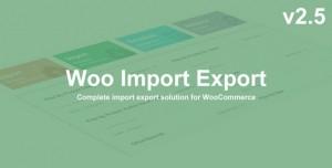 Woo Import Export v2.5.2