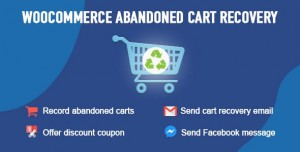 WooCommerce Abandoned Cart Recovery v1.0.3.2
