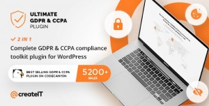 Ultimate GDPR v2.0 - Compliance Toolkit for WordPress