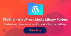 FileBird v3.1.2 - WordPress Media Library Folders