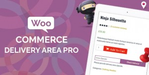 WooCommerce Delivery Area Pro v2.0.3