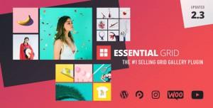 Essential Grid WordPress Plugin v2.3.3