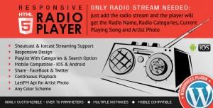 Radio Player Shoutcast & Icecast v3.3