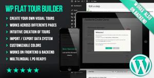 WP Flat Tour Builder v3.31