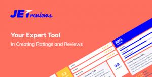 JetReviews v1.2.2 - Reviews Widget for Elementor Page Builder
