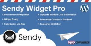 Sendy Widget Pro v3.4