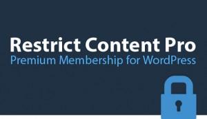 Restrict Content Pro v3.1