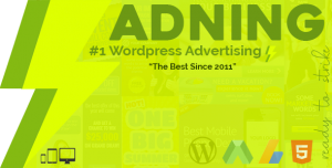 Adning Advertising v1.3.9 - All In One Ad Manager