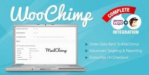 WooChimp v2.2.7 - WooCommerce MailChimp Integration
