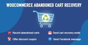 WooCommerce Abandoned Cart Recovery v1.0