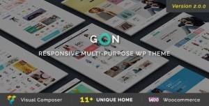 GON V2.1.3 - RESPONSIVE MULTI-PURPOSE THEME