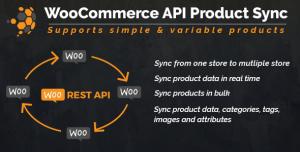 WooCommerce to WooCommerce Product Synchronization Via API v1.0