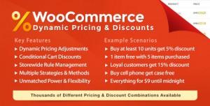 WooCommerce Dynamic Pricing & Discounts v2.3.1
