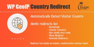 WP GeoIP Country Redirect v3.0