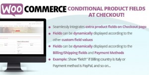 Conditional Product Fields at Checkout v2.6