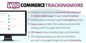 WooCommerce TrackingMore v1.1