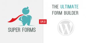 Super Forms v4.7.2 - Drag & Drop Form Builder