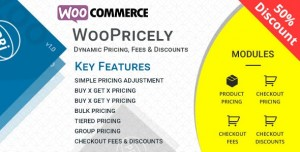 WooPricely v1.1.3 - Dynamic Pricing & Discounts