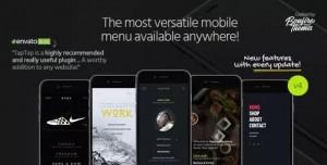 TapTap v4.2 - A Super Customizable WordPress Mobile Menu