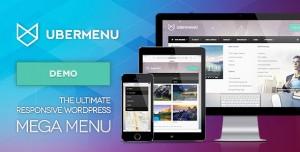 UberMenu v3.6.0.1 - WordPress Mega Menu Plugin