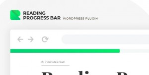 ReBar v1.0.0 - Reading Progress Bar for WordPress Website