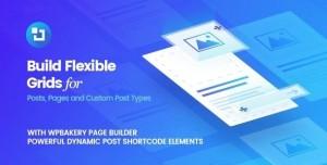 Smart Grid Builder v1.2.1 - WPBakery Page Builder Add-on