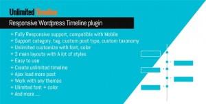 Unlimited Timeline v1.3 - Responsive Wordpress plugin