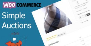 WooCommerce Simple Auctions v1.2.30 - Wordpress Auctions