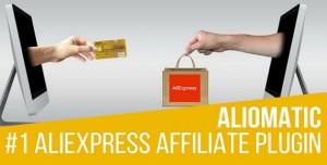 Aliomatic v1.0.8 - AliExpress Affiliate Money Generator Plugin for WordPress