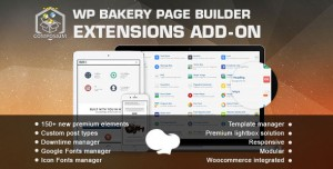Composium v5.5.0 - WP Bakery Page Builder Addon