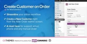 Create Customer on Order for WooCommerce v1.36