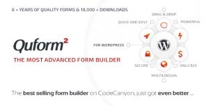 Quform v2.8.0 - WordPress Form Builder