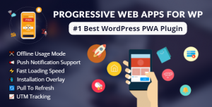 Progressive Web Apps For WordPress v2.9