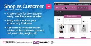 Shop as Customer for WooCommerce v2.1.5