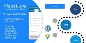 Visual Line v2.0.2 - WordPress Timeline Plugin