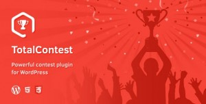 TotalContest Pro v1.4.1 - Responsive Contest Plugin