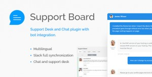Support Board v1.2.8 - Chat And Help Desk