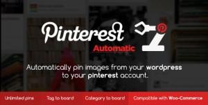 Pinterest Automatic Pin Wordpress Plugin v4.11.1