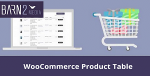 WooCommerce Product Table v2.4