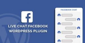 Live Chat Facebook WordPress Plugin v1.0.0