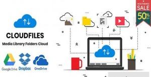 Cloudfiles v1.0.2 – WordPress Media Library Folders Cloud