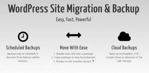 Duplicator Pro v3.8.2 - WordPress Site Migration & BackUp