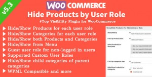 WooCommerce Hide Products v6.1