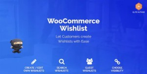 WooCommerce Wishlist v1.0.10