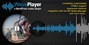 WavePlayer v2.4.3 - Audio Player with Waveform and Playlist