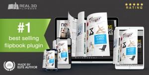 Real3D Flipbook for WPBakery Page Builder v1.0.0