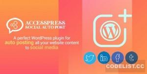 AccessPress Social Auto Post v2.1.2
