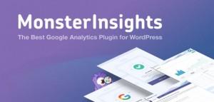 MonsterInsights Pro v7.12.2 - Google Analytics Plugin