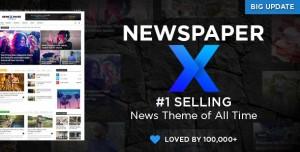 NEWSPAPER WORDPRESS NEWS THEME V10.3.7